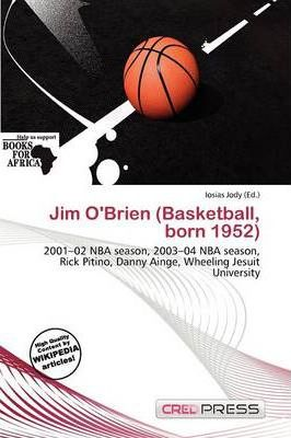 Jim O'Brien (Basketball, Born 1952)