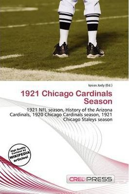1921 Chicago Cardinals Season
