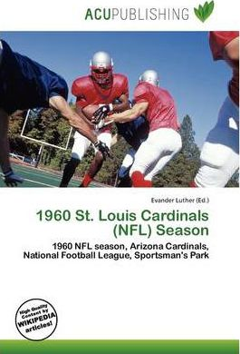 1960 St. Louis Cardinals (NFL) Season