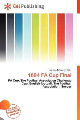 1894 Fa Cup Final