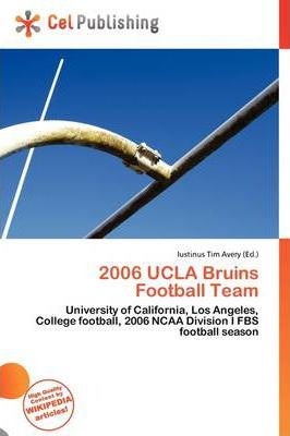 2006 UCLA Bruins Football Team