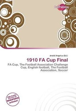 1910 Fa Cup Final