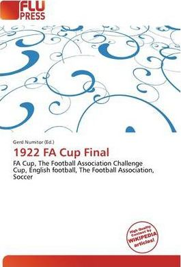 1922 Fa Cup Final