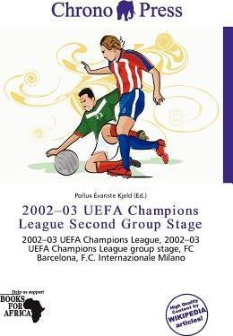 2002-03 Uefa Champions League Second Group Stage
