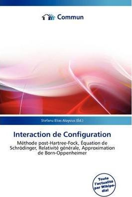 Interaction de Configuration