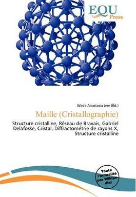 Maille (Cristallographie)