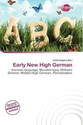 Early New High German