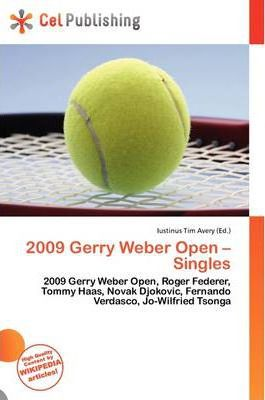 2009 Gerry Weber Open - Singles