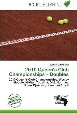 2010 Queen's Club Championships - Doubles
