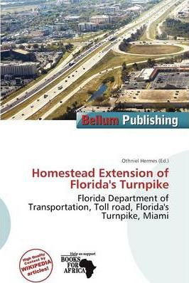 Homestead Extension of Florida's Turnpike
