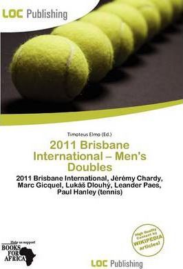 2011 Brisbane International - Men's Doubles
