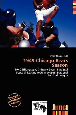 1949 Chicago Bears Season