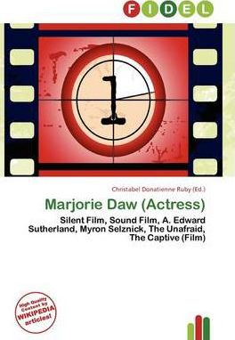 Marjorie Daw (Actress)