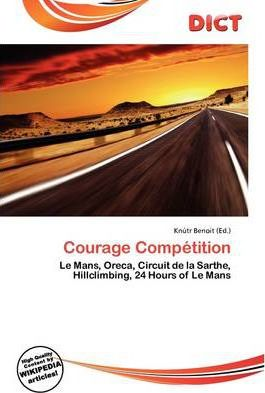Courage Comp Tition