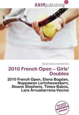 2010 French Open - Girls' Doubles