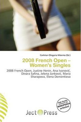 2008 French Open - Women's Singles