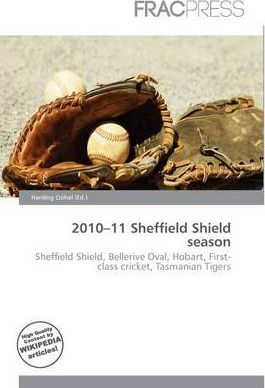 2010-11 Sheffield Shield Season