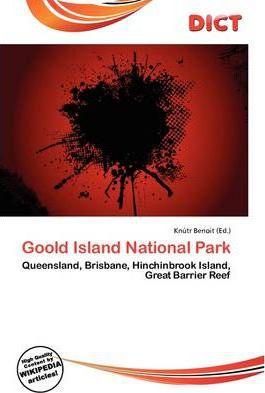 Goold Island National Park