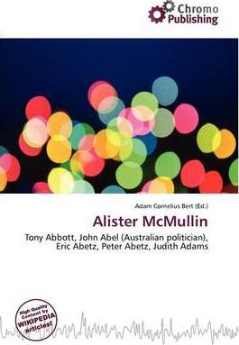 Alister McMullin