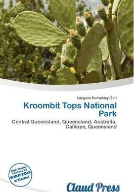 Kroombit Tops National Park