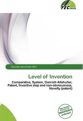 Level of Invention