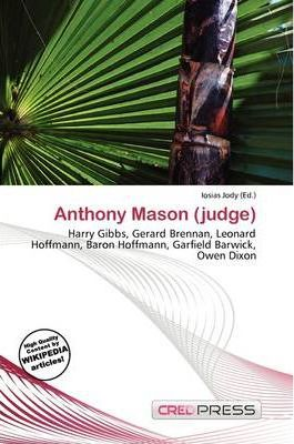 Anthony Mason (Judge)