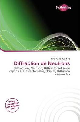 Diffraction de Neutrons