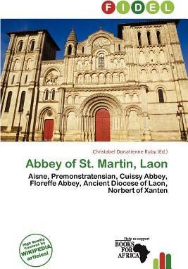 Abbey of St. Martin, Laon