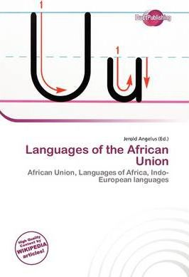 Languages of the African Union