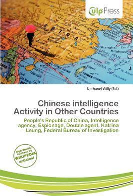 Chinese Intelligence Activity in Other Countries