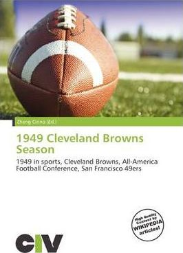 1949 Cleveland Browns Season