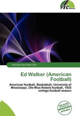 Ed Walker (American Football)