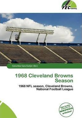 1968 Cleveland Browns Season