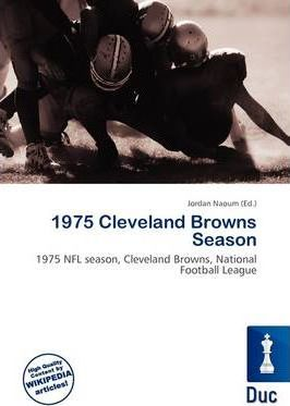 1975 Cleveland Browns Season