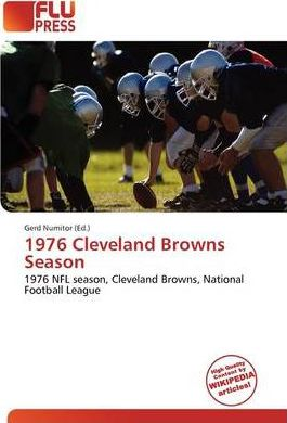 1976 Cleveland Browns Season