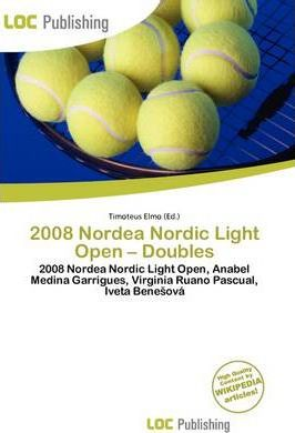 2008 Nordea Nordic Light Open - Doubles
