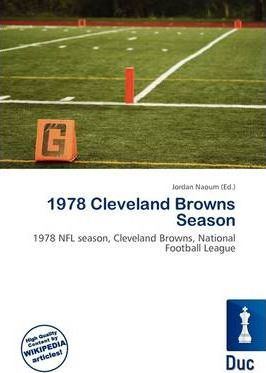 1978 Cleveland Browns Season