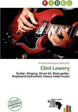 Clint Lowery