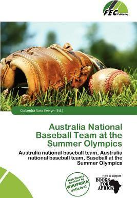Australia National Baseball Team at the Summer Olympics
