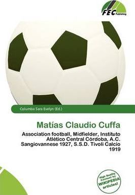 Mat as Claudio Cuffa