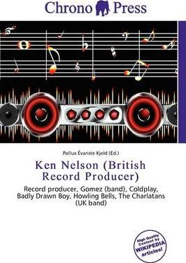Ken Nelson (British Record Producer)