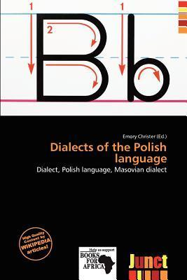 Dialects of the Polish Language