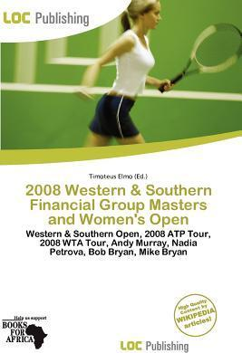 2008 Western & Southern Financial Group Masters and Women's Open