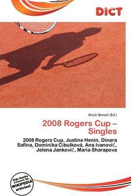 2008 Rogers Cup - Singles