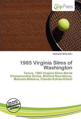 1985 Virginia Slims of Washington