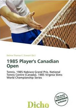 1985 Player's Canadian Open