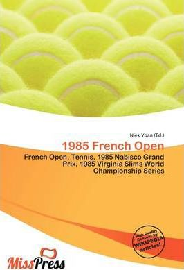 1985 French Open