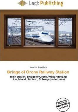 Bridge of Orchy Railway Station