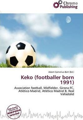 Keko (Footballer Born 1991)
