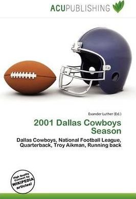 2001 Dallas Cowboys Season